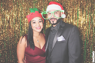 12-15-18 Atlanta Westin Photo Booth - 2018 ACU Employee Christmas Party - Robot Booth