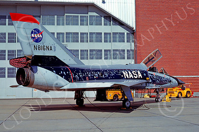 NASA Convair F-106 Delta Dart Airplane Pictures