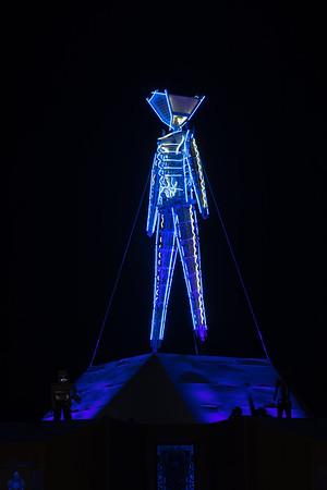 Burning Man 2018 -  I, Robot