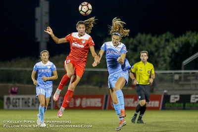 Washington Spirit v Chicago Red Stars (26 August 2017)