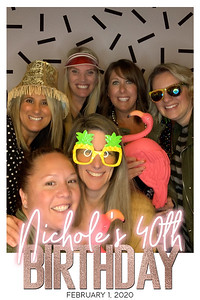 NICOLE'S 40th!