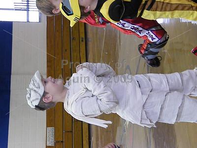 Elementary Halloween Program and Parade