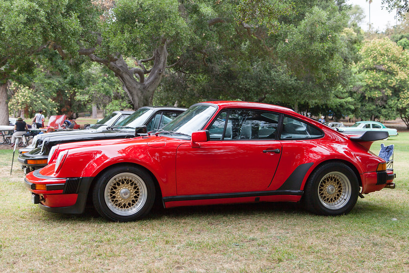 1979 Porsche 930 Turbo Carrera owned by David Samkow