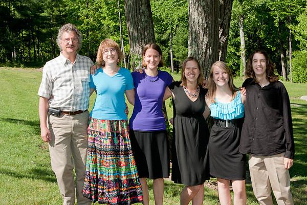 The Noyce Family.