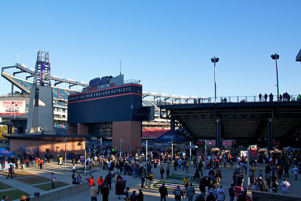 Pats-Giants Game
