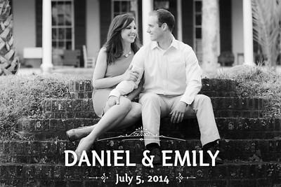 Daniel & Emily 6/5/14