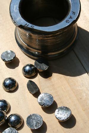 06-07-09 Shattered Wheel Bearing