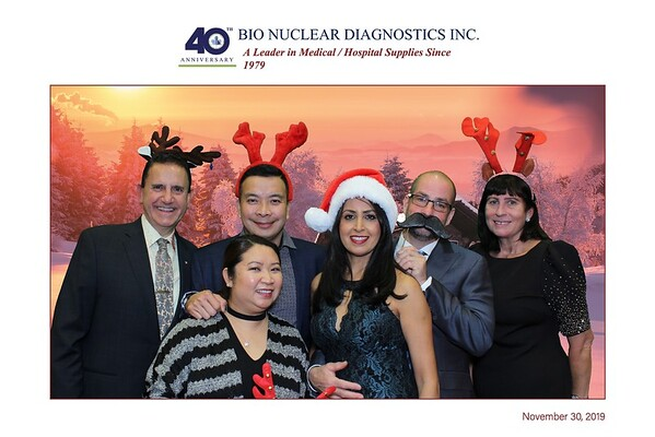 BIO NUCLEAR DIAGNOSTICS INC.