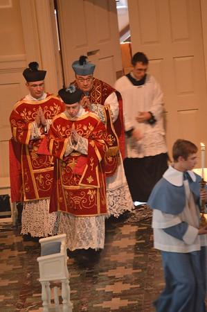 Society of the Sacred Heart 2015; Ember Friday May 29, 2015