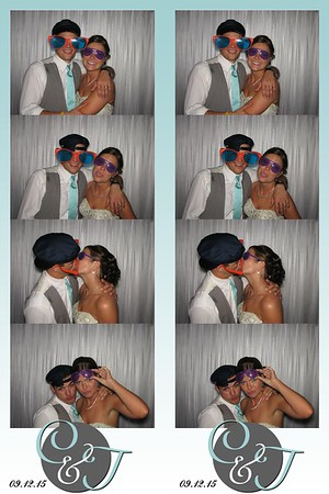 Courtney and Tyler September 12, 2015
