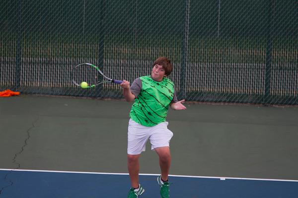 2014 Boys Tennis Regional