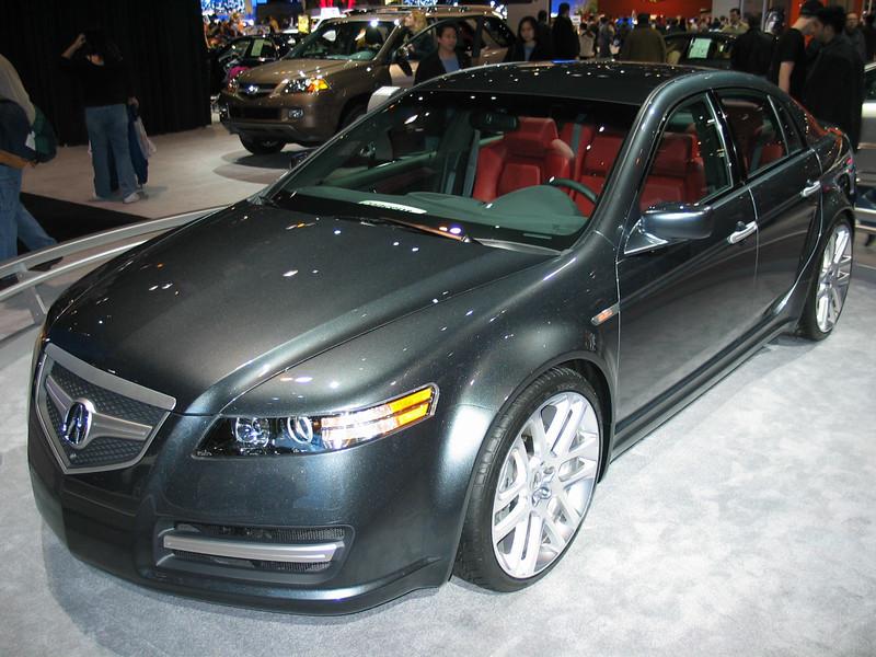 2004 Acura TL A-Spec Concept