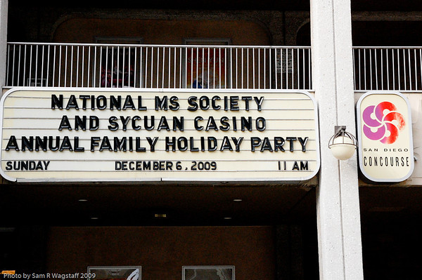 Sycuan Family Holiday Party