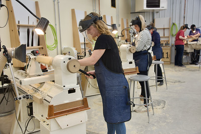 Turning for the Furniture Maker with Nick Agar