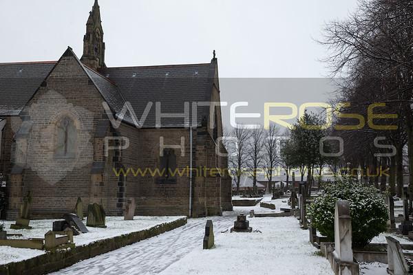 Cudworth St Johns Church