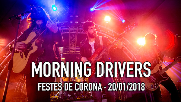 MORNING DRIVERS CORONA