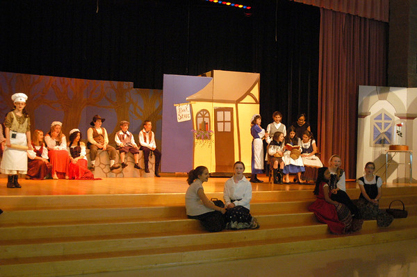 """Reed's """"Beauty & The Beast"""" Staged"""