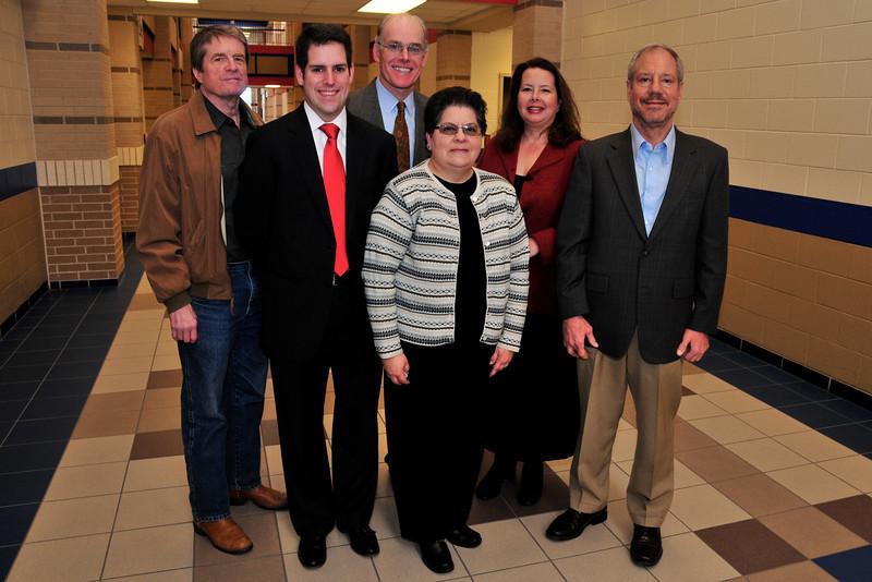 2010 - West I10 Board of Directors