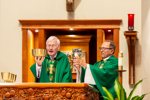 Fr Ruse Mass & Reception