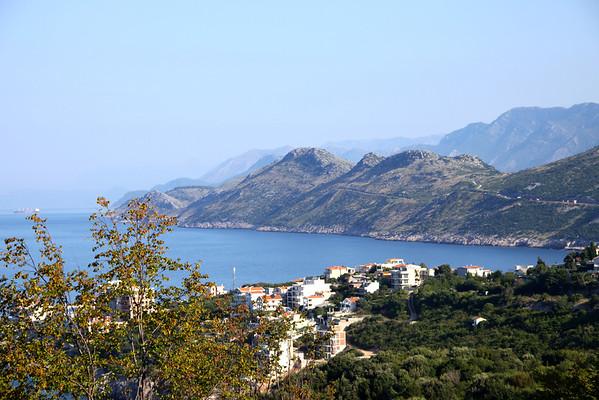 Dobrota & Kotor, Montenegro - August 2014