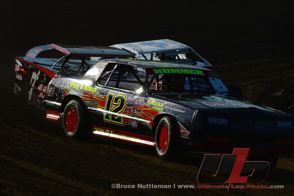 Mississippi Thunder Speedway, April 26th, 2013