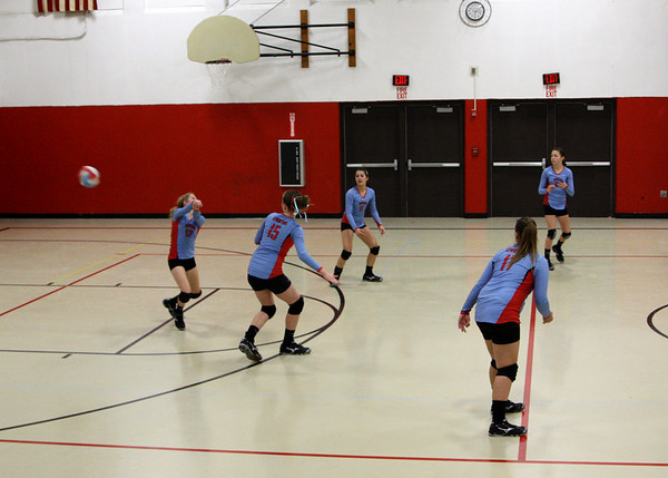 Lewistown Vollyball January 2011