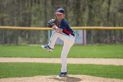 Braintree American Majors:  5/5 Red Sox vs Indians