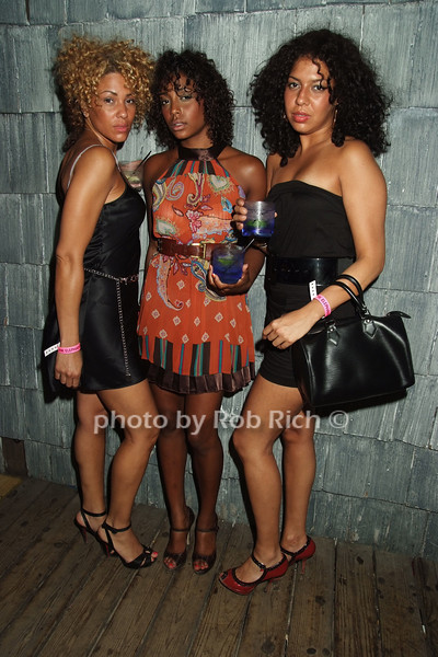 Zimarie Medina, Arielle Hill, Raisa Cuebas