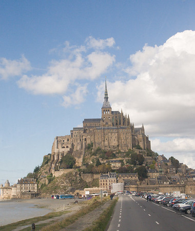 Mount St. Michel and Bayeux