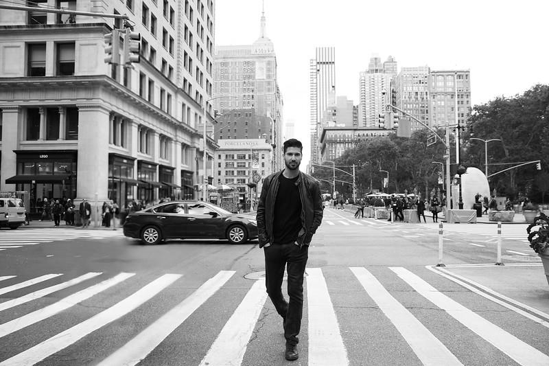 Miguel- NYC