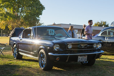 Classic Car Show & All-American Dinner