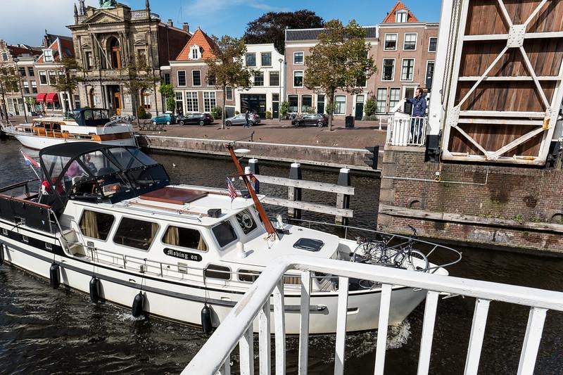 Haarlem Drawbridge