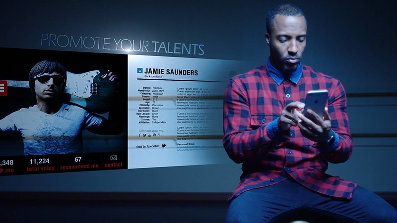 Talent Joe Promo Video Services Provided:  Motion Graphics, Editing