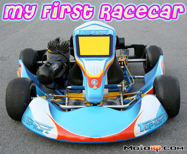 Christa Kojima's Top Kart