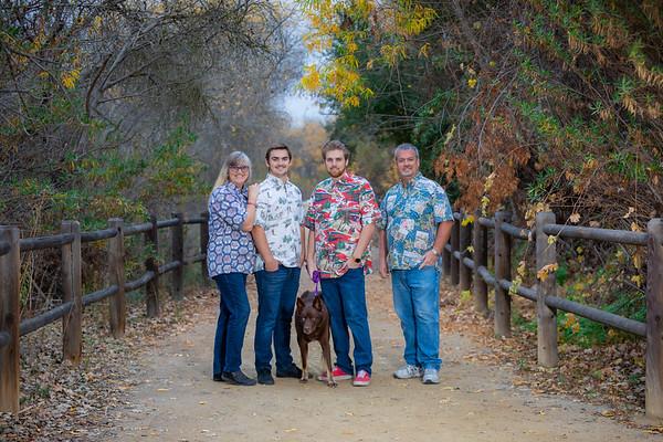 Bell Family 2020