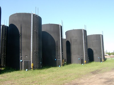 Heavy Oil Tanks