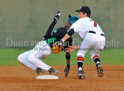 2008-03-14 - Varsity Baseball - Carroll v Colleyville