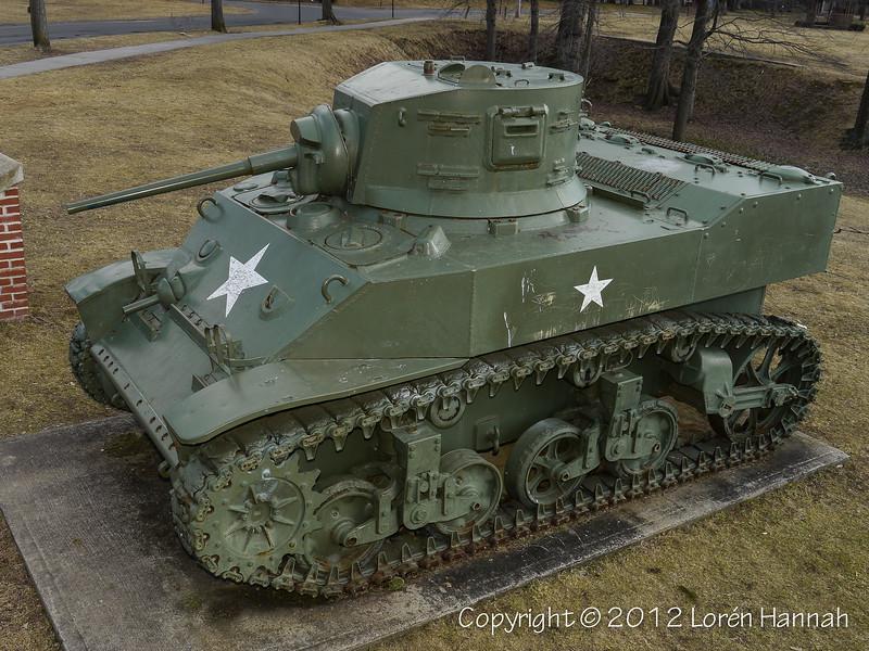 Szot Park - Chicopee, MA - M60A3 & M5