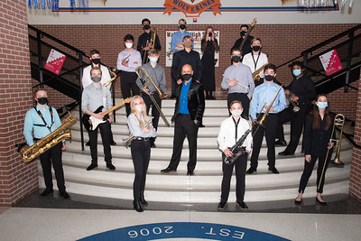 Jazz Band, March 24, 2021