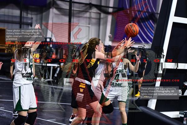 Archbishop Wood (PA) Girls Varsity Basketball 12-13-19 | She Got Game