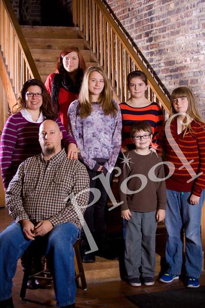 Johnson family studio 2014
