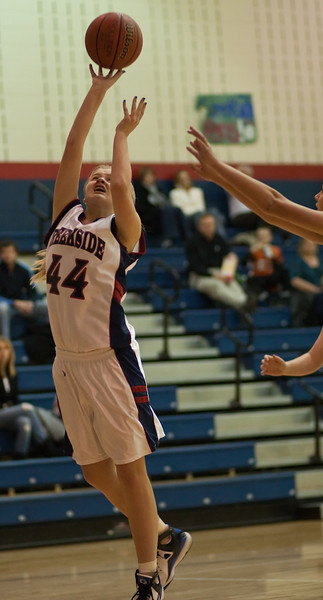 Girls Basketball 08 - 09