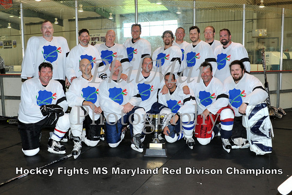 Mens Red Championship - DS vs The Old Two-Niners