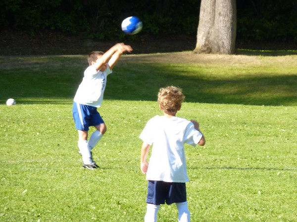 Soccer Stars Match - 9/12/2009