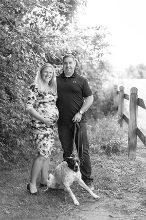 Allison and Aaron Maternity Photos