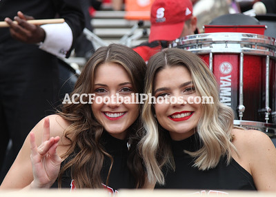Clemson Tigers vs NC State Wolfpack Football Photos - 10.20.18