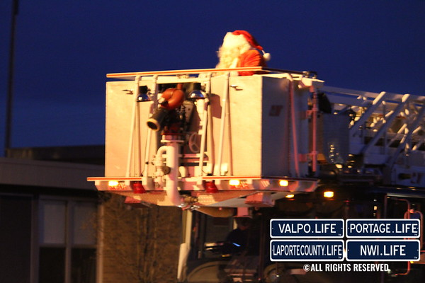 Portage Holiday Parade 2011