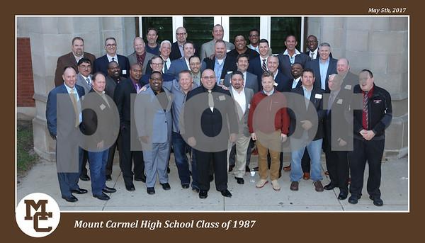 Mount Carmel High School Reunion