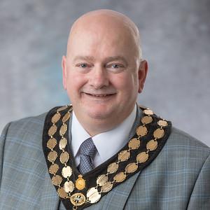 Mayor Paul Warren