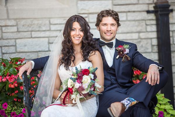 Catherine & Dave's Wedding Day